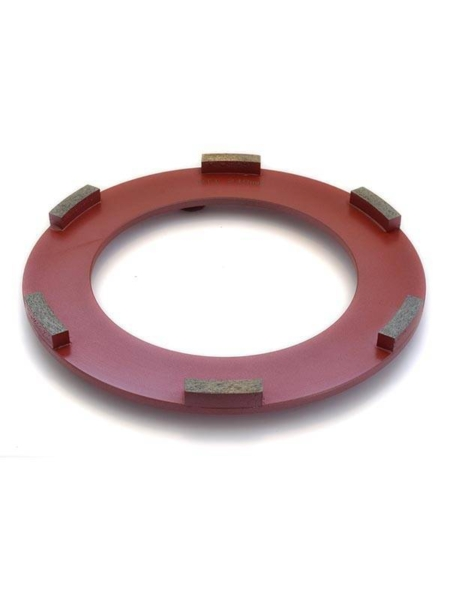 "CD Diamond Tools 9,5""/ø240mm 6 Segments"