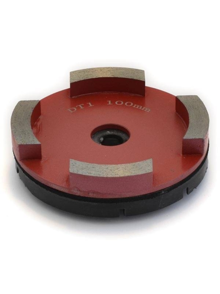 "CD Diamond Tools 4""/ø100mm 4 Segments"