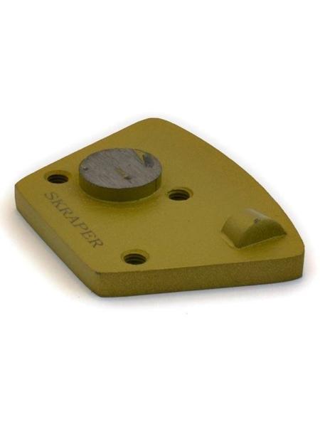 SKRAPER PCD Diamond Tools Trapezoid 2 Segments
