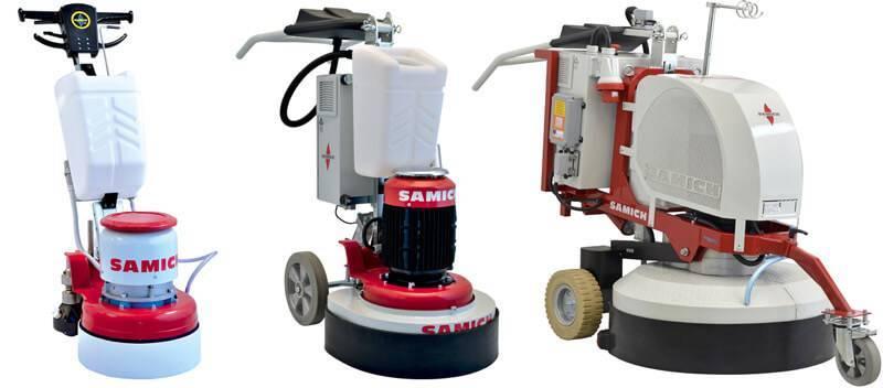 Perfect Concrete Floor Scraper Machine