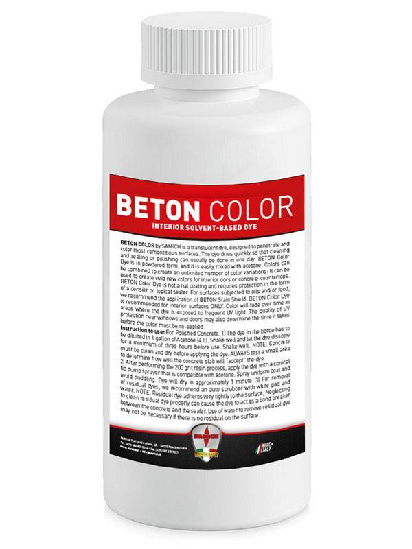 beton color