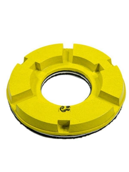"KONDOR YELLOW 9,5""/Ø240MM"
